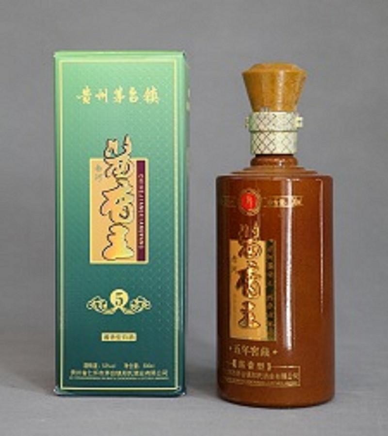 供应赤河·酱香王卡盒(五年窖藏)